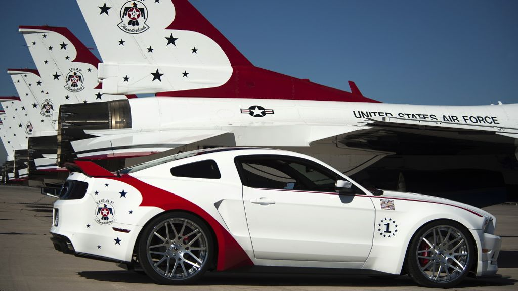 Ford Mustang GT Airforce Edition (2014)