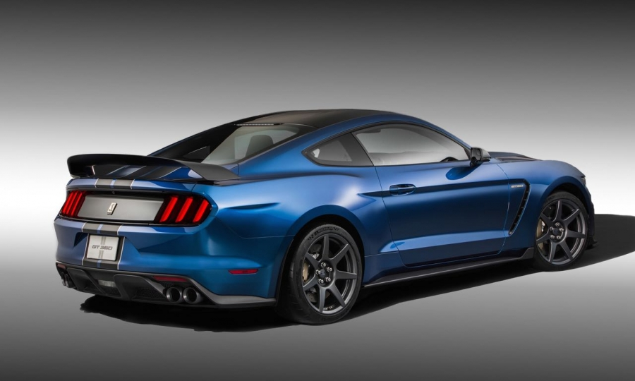 Ford Mustang Shelby GT350-R