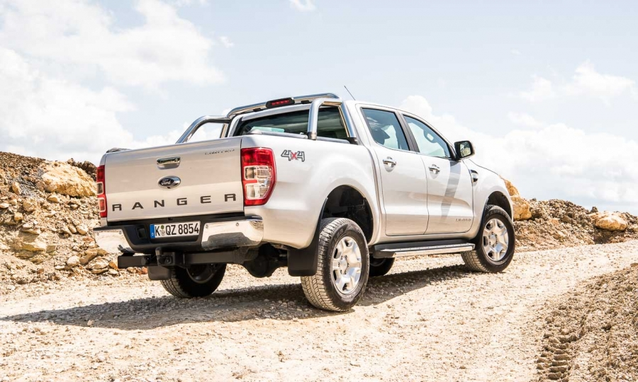Ford Ranger 2.2 Pick-Up im Test