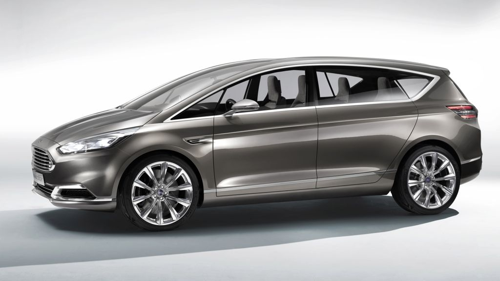 Ford S-Max Concept (2013)