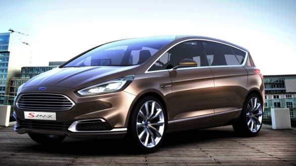 Ford S-Max Concept (2014)