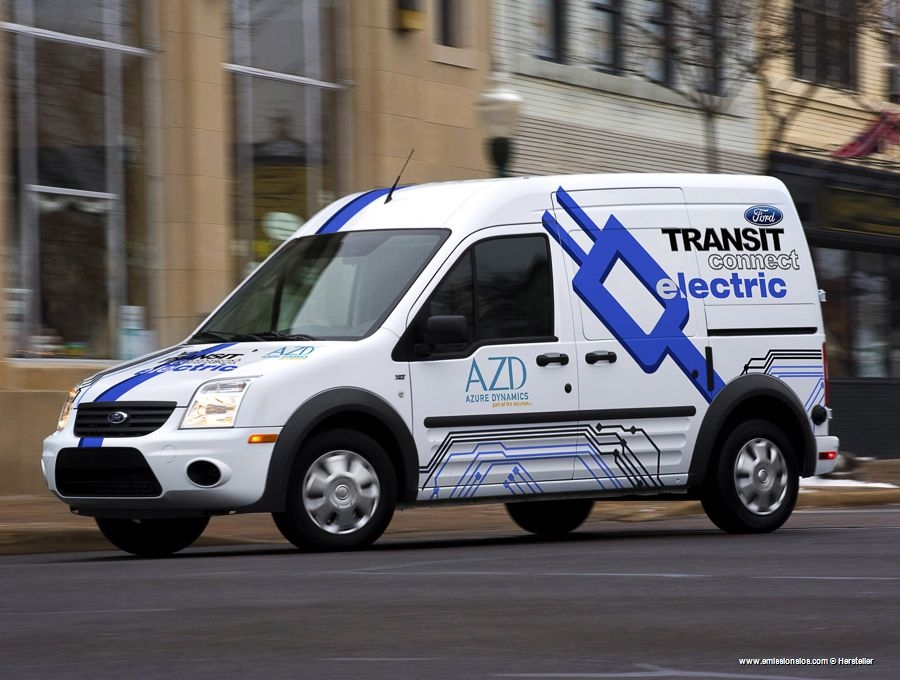 Ford Transit Connect 2011