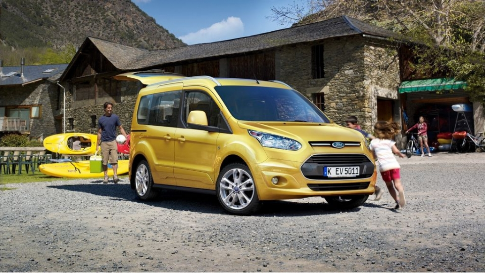 Ford Turneo Connect (2014)