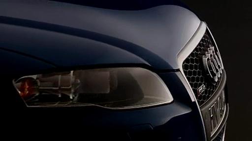 Genf 2006 Audi Rs4 Avant Mit Allradantrieb