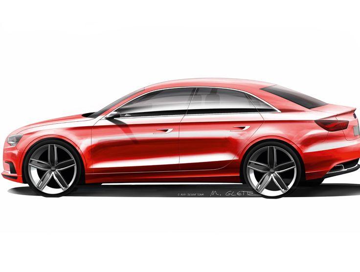 Genf 2011 Audi Zeigt A3 Studie Mit Stufenheck Und Allradantrieb