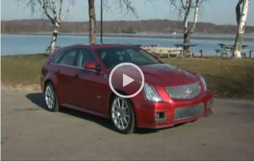 Genf 2011 Cadillac Cts V Sport Wagon Mit 564 Ps Kommt Nach Europa