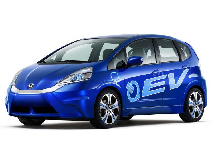 Genf 2011 Elektroauto Honda Ev Concept Mit Bis Zu 144 Km Reichweite