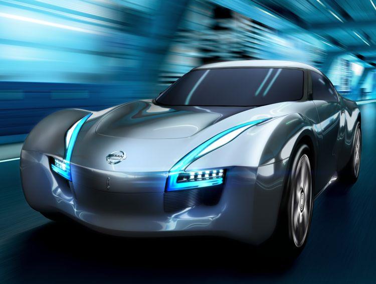 Genf 2011 Nissan Elektroauto Esflow