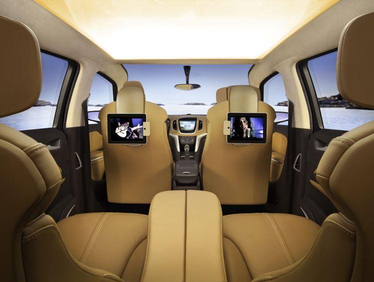 Genf 2011 Opel Prsentiert Den Neuen Zafira Concept