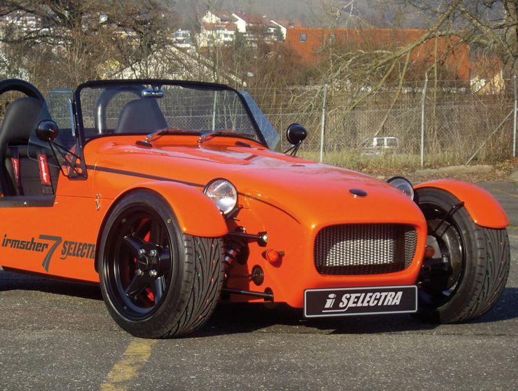 Genf 2011 Zurck In Die Zukunft Irmscher Stellt Seine Elektroautostudie I Selctra Vor