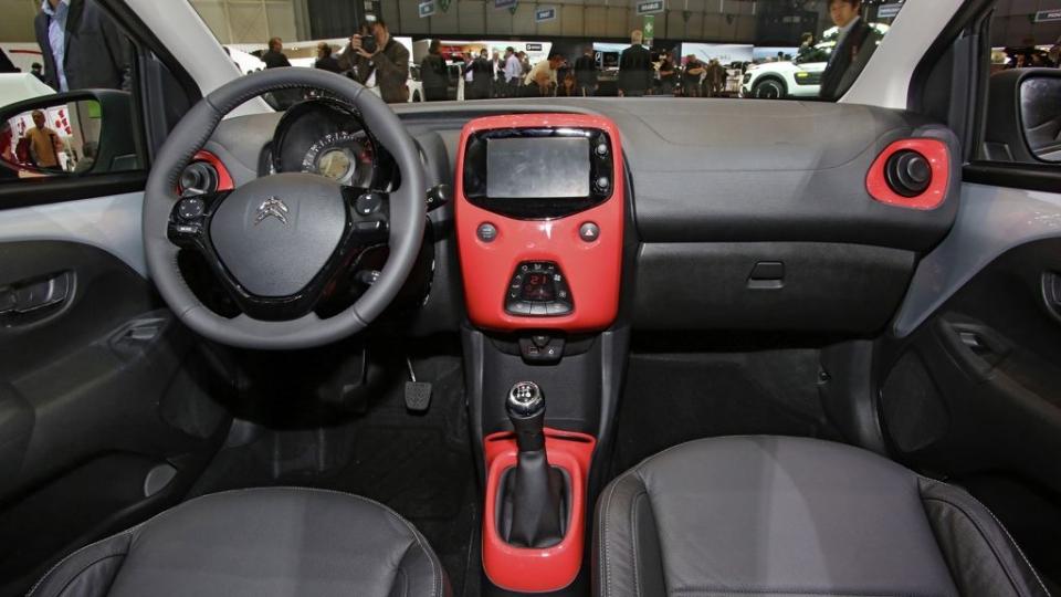 Genf 2014 - Citroen C1
