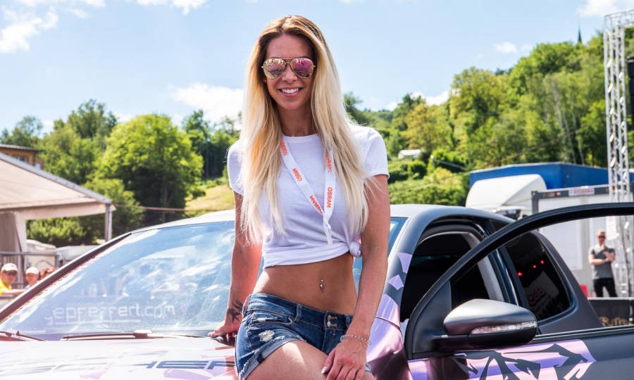 Girls of Wörthersee 2017