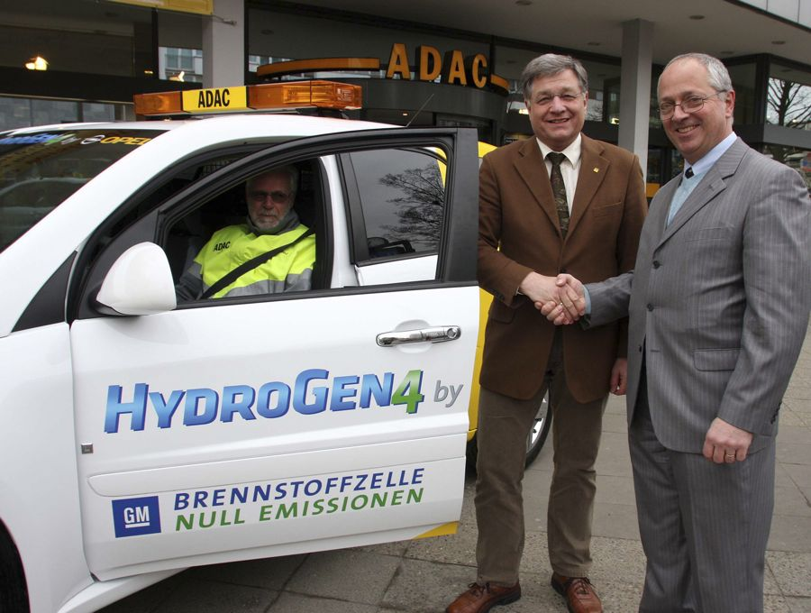 Gm Hydrogen4 2007