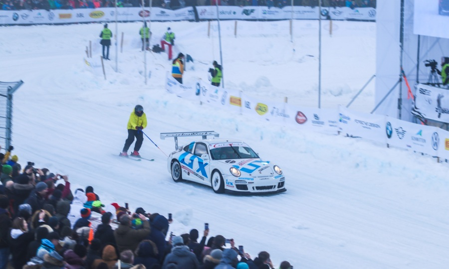 GP Ice Race Zell 2020