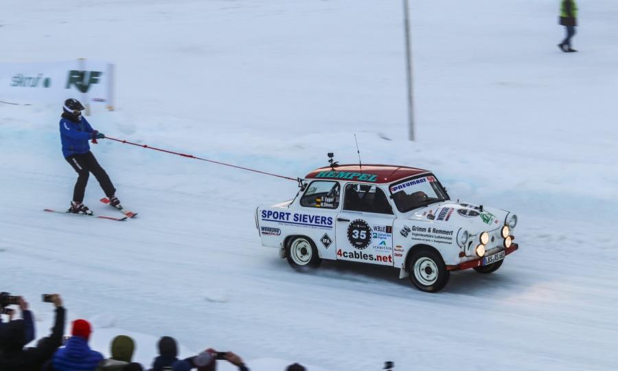 GP Ice Race Zell 2020