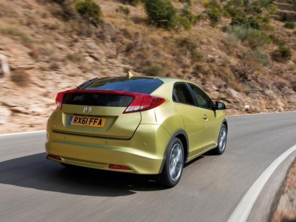 Honda Civic (2012) Preis