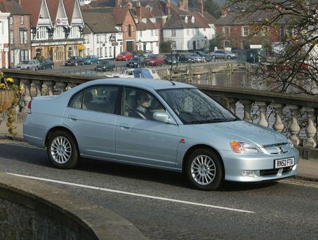 Honda Civic Ima Hybrid 2004