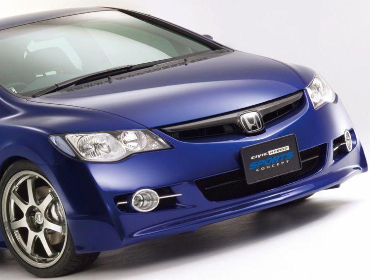 Honda Civic Ima Hybrid 2006
