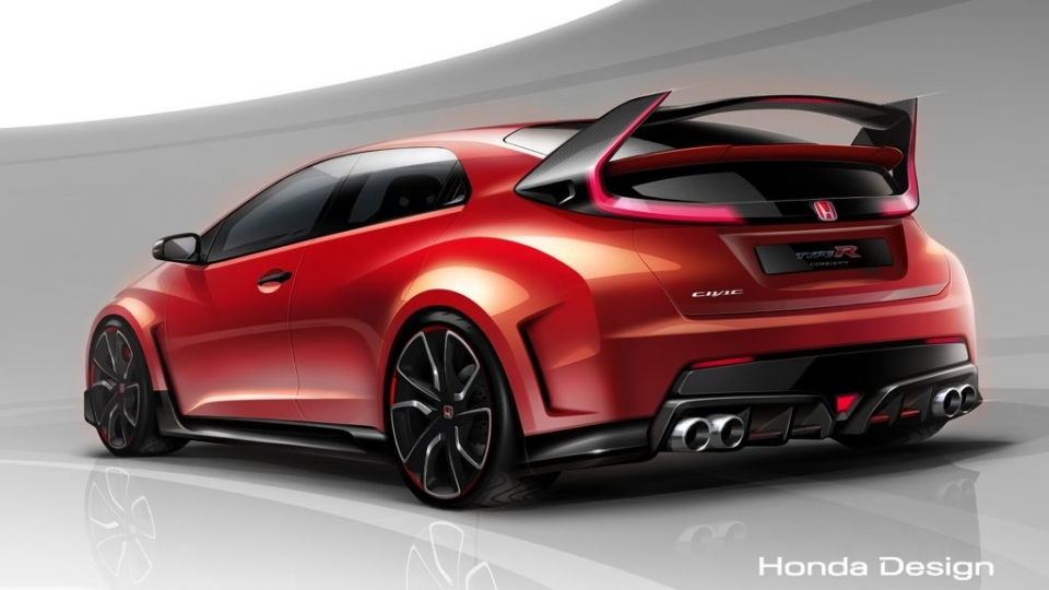 Honda Civic Type R (2014)