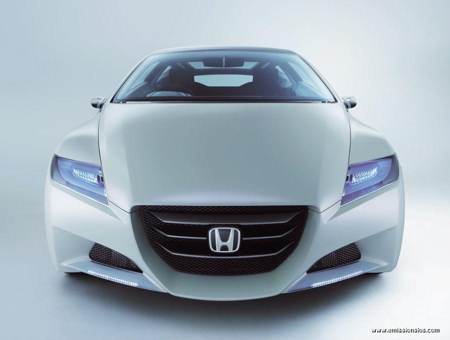 Honda Cr Z Hybrid Sportcoup 2010