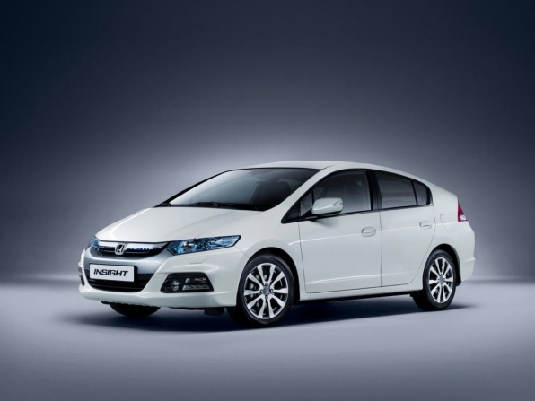 Honda Insight (2012)