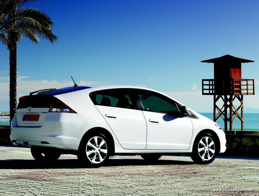 Honda Insight Hybrid 2009