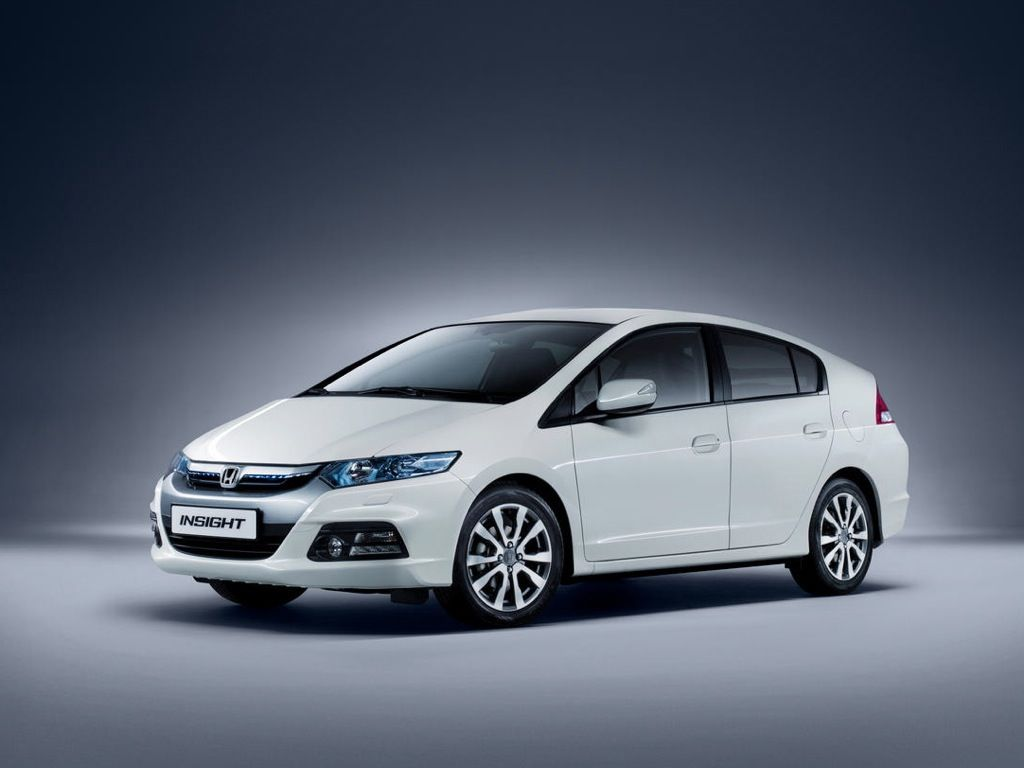Honda Insight Hybrid 2011