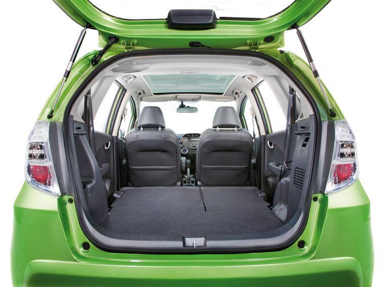 Honda Jazz Hybrid 2011
