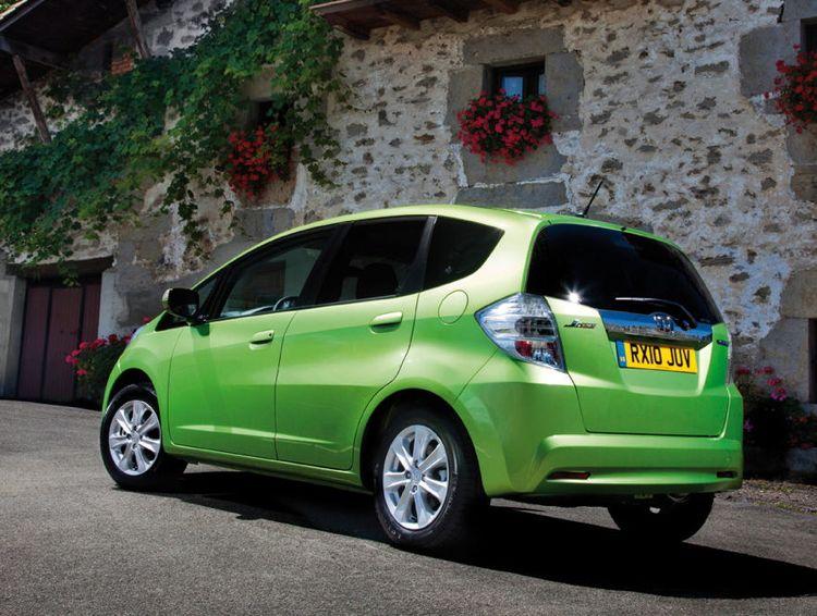 Honda Jazz Hybrid Erster Hybrid Kleinwagen Ab 18 900 Euro Erhltlich