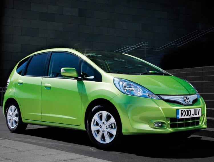 Honda Jazz Hybrid Kleinwagen Feiert Premiere Auf Dem Pariser Autosalon 2010