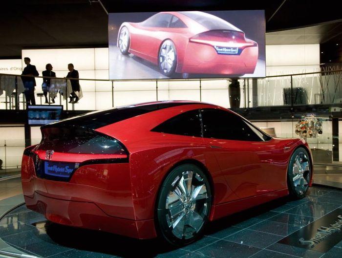 Honda Small Hybrid Concept 2007
