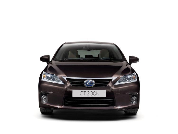 Hybridauto Lexus Ct 200h Ab Herbst Bestellbar