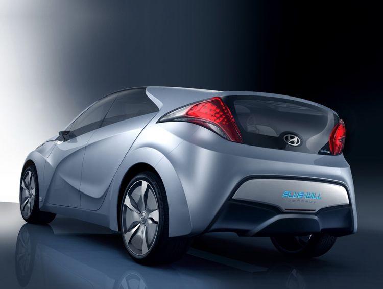 Hyundai Blue Will 2009