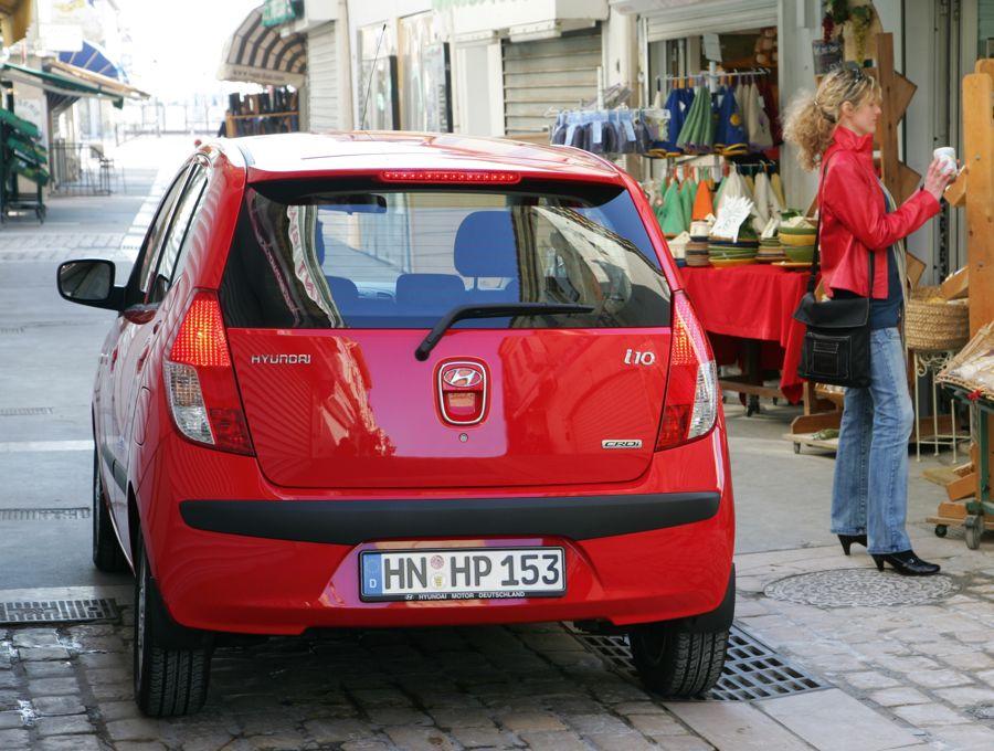 Hyundai I10 Cng 2008