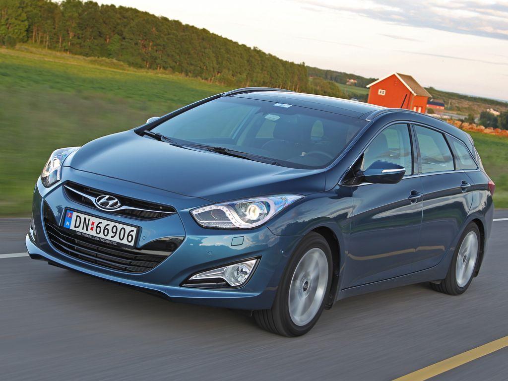 Hyundai i40 (Mj2012)