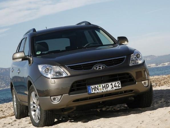 Hyundai ix55 (2012)