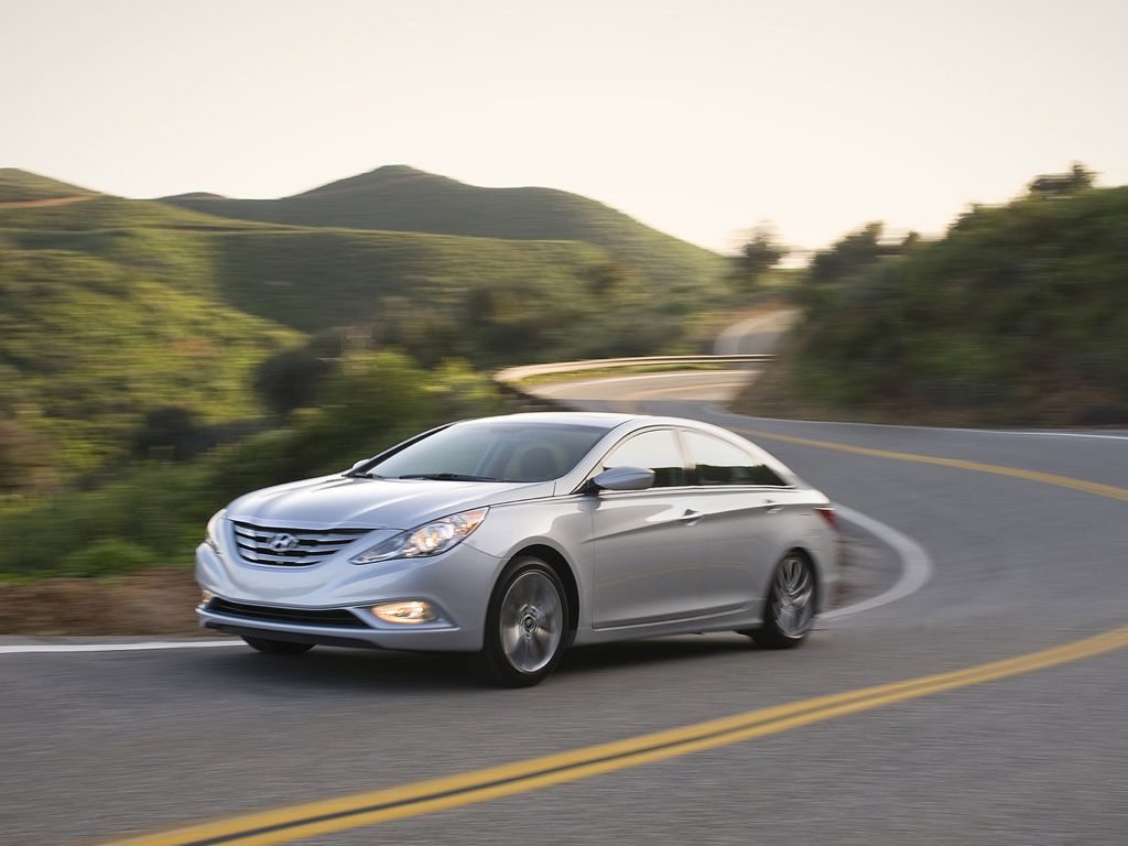 Hyundai Sonata LPG Preis