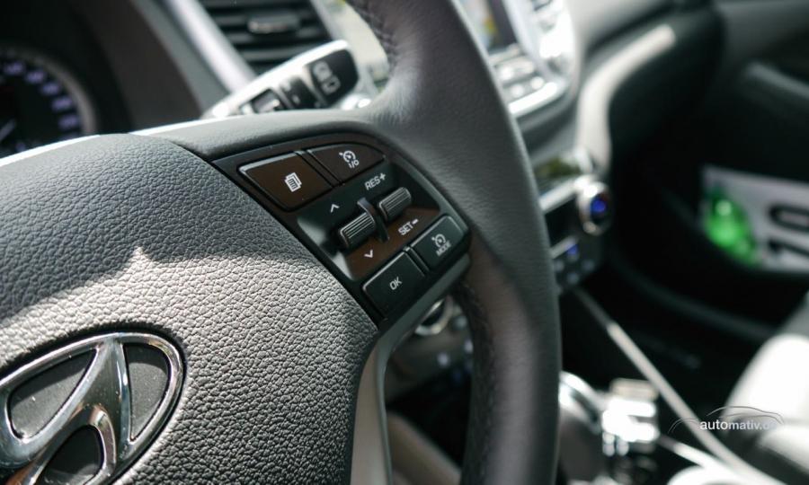 Hyundai Tucson im Fahrbericht