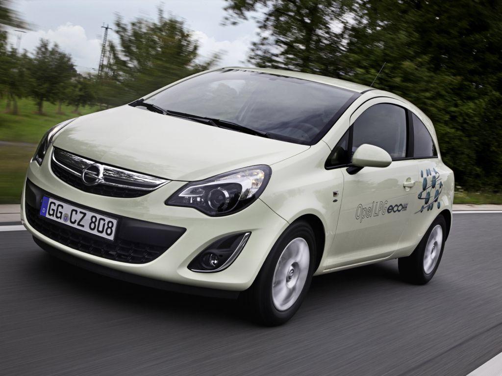 Opel auf der IAA 2011
