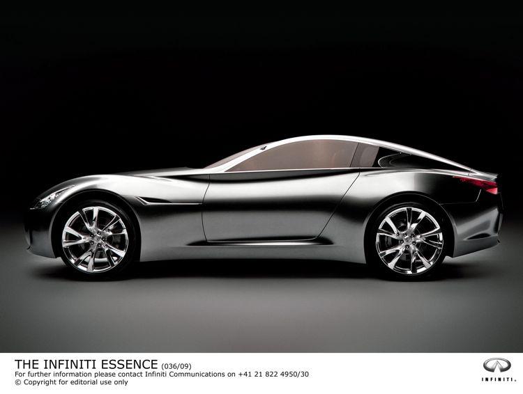 Infiniti Essence Hybrid 2009