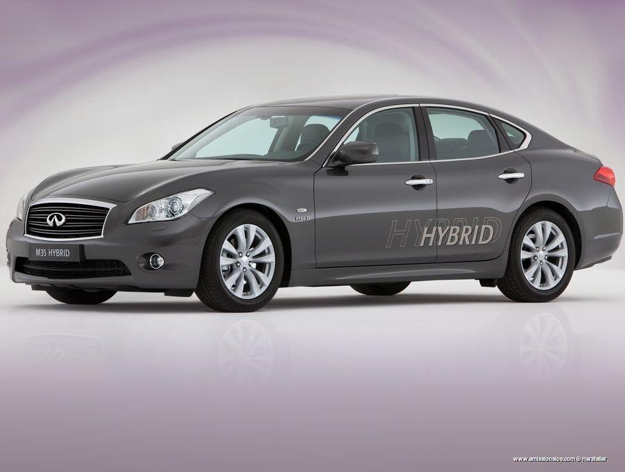 Infiniti M 35 Hybrid 2011