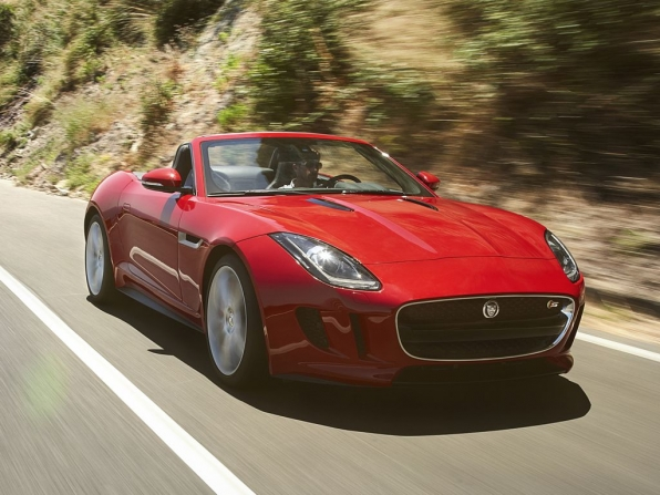Jaguar F-Type (2013)