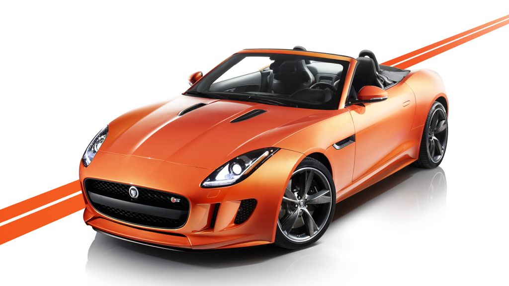 Jaguar F-Type V8 S (2013)