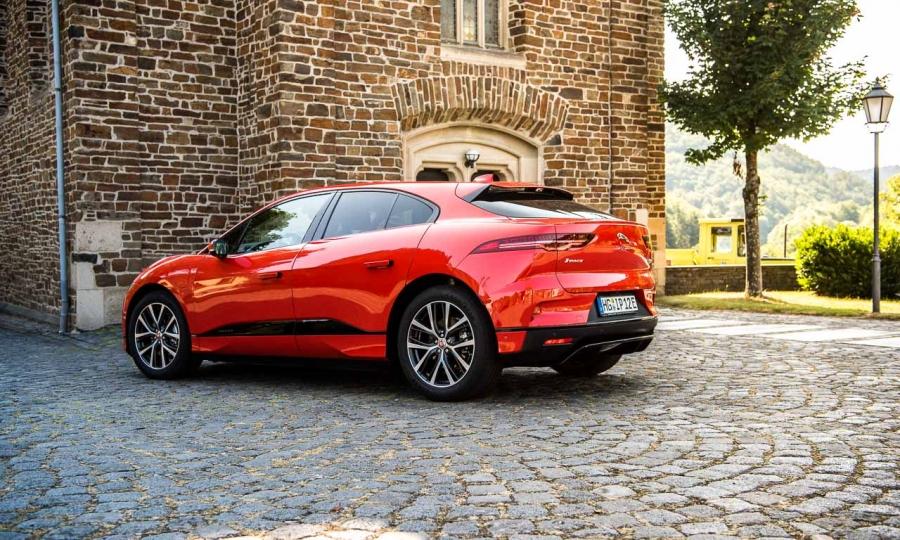 Jaguar I-Pace (2018) Fahrbericht