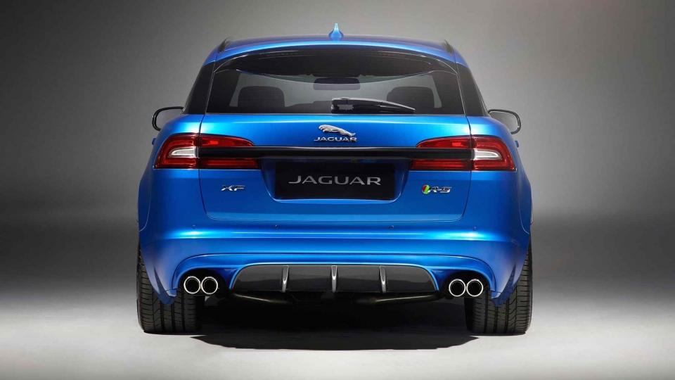 Jaguar XFR-S Sportbrake (ab 2014)