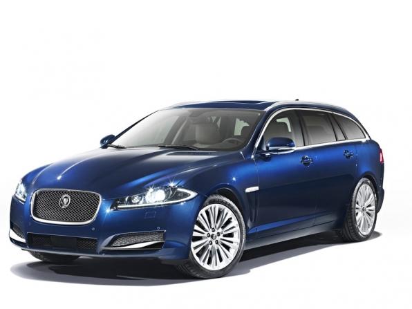 Jaguar XF Sportbrake (2013)