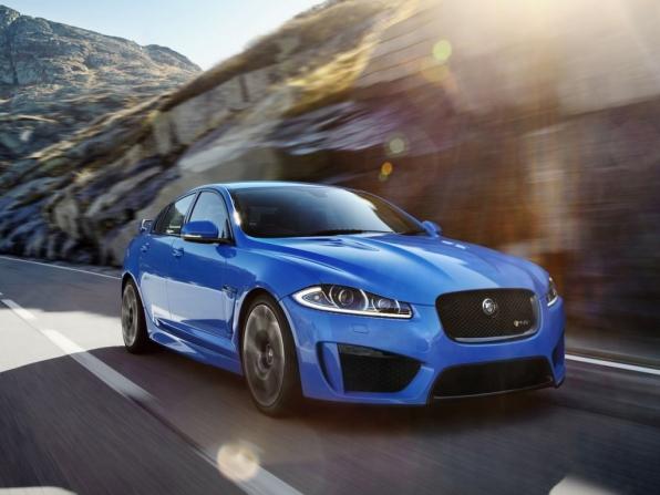 Jaguar XFR-S Markteinführung