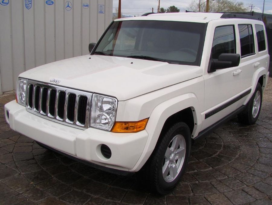Jeep Commander 2 2001