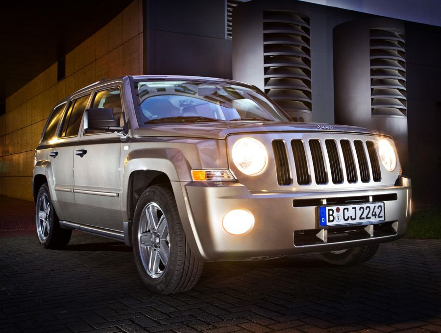 Jeep Patriot Eco 2008