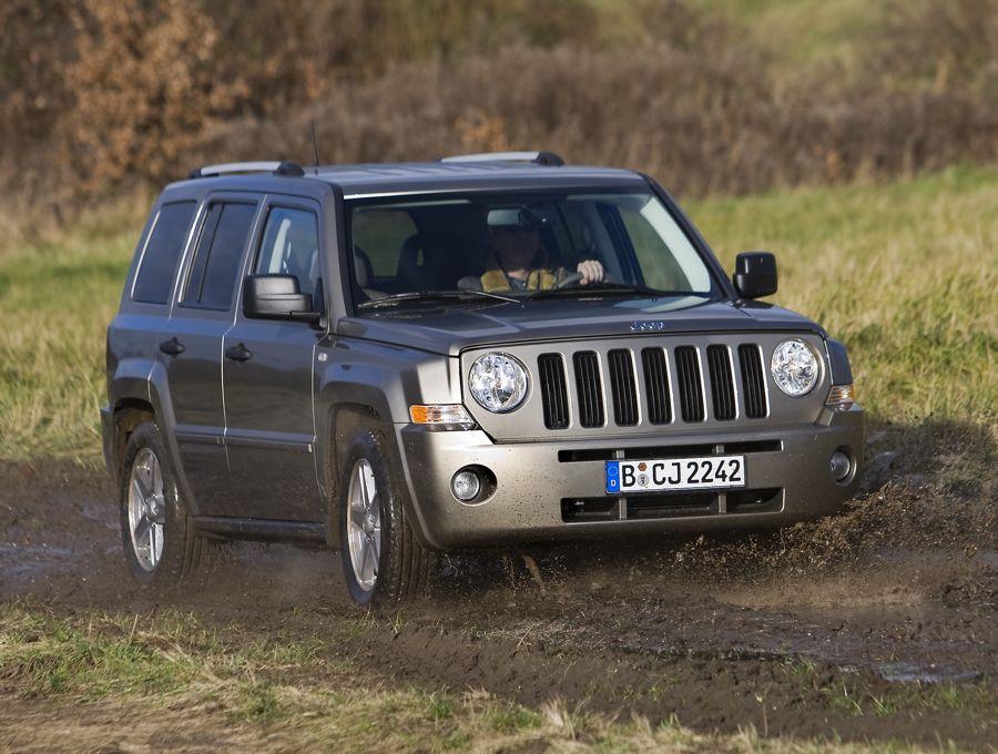 Jeep Patriot Eco 2008